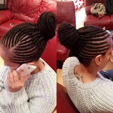 Not too tiny, just perfect. 25 Latest Ghana Weaving Shuku Hairstyles In 2021 Photos And Video Tuko Co Ke