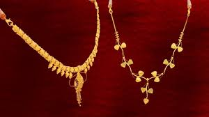10 Tola Gold Necklace Designs 5 Grams Min Gold Necklace Designs With Price