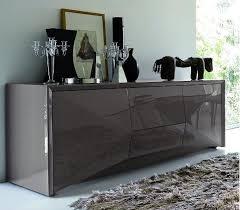 modern dining room buffet. Sapphire Grey Buffet From Rossetto Modern Dining Room