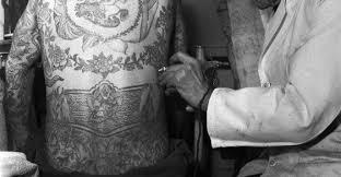 Tetování Jak Jej Neznáte Unikátní Retro Snímky Dávají Nahlédnout