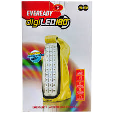 Buy Eveready Digiled 180 Light Rechargeable Hl 52 Carton