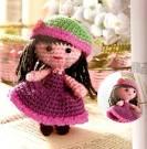 Вязания куколок схема