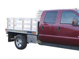 Advanced Truck Body & Equipment/Aluminum Flatbeds