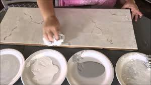 Painting Cultured Marble Sink How To Paint Faux Carrera Marblesuper Easy Youtube