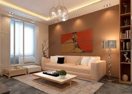 image of living room lamps crystal