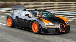 2013 Bugatti Veyron Grand Sport & the Record Setting Grand Sport ...