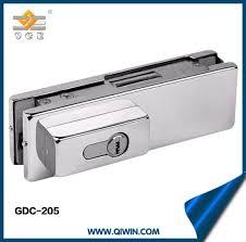 china glass door clamp glass door lock