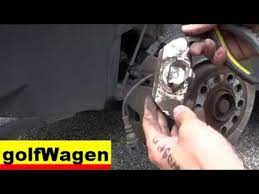 how it works brake pads sensor check