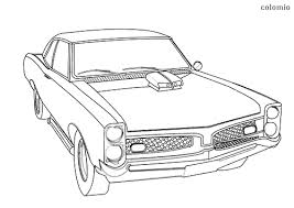 Coloring pages are fun for children of all ages and are a great educational tool that helps children develop fine motor skills, creativity and color recognition! Cars Coloring Pages Free Printable Car Coloring Sheets