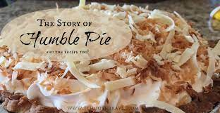 The best way to end your thanksgiving meal? My Taste Of Humble Pie And A Coconut Cream Pie Recipe Too Katie Westenberg