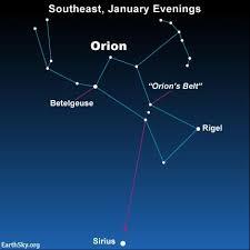 Sirius Future South Pole Star Tonight Earthsky