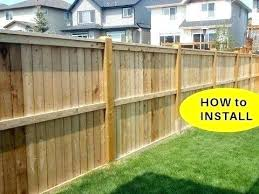 best way to set fence posts set wooden fence post interesting decoration best way to install
