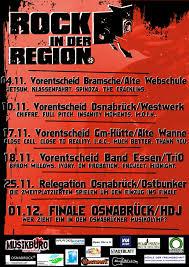 Rock In Der Region Der Bandcontest Für Die Region Osnabrück Rock