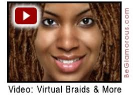 black african american virtual hairstyles
