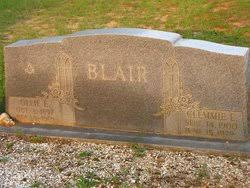 Ollie Edward Blair (1897-1959) - Find A Grave Memorial