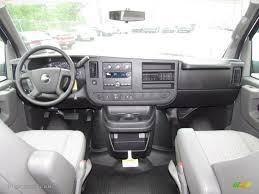 2011 Chevrolet Express LS 3500 Passenger Van Medium Pewter ...