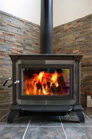 the basic elements of a wood stove installation are 1 the stove 2
