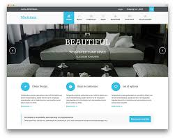 responsive flat design wordpress themes colorlib nictitate wordpress theme