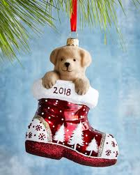 Annual Ornaments Mattarusky Ornaments Charlie In The Boot Annual Ornament