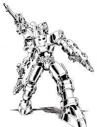 24 best robots images on pinterest robots, character design and Mgm Flexible Home Builder Plan sniper robot google search