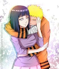 Photos Naruto And Hinata Fanart PNG - Global Anime