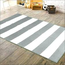 neutral kitchen rugs blue and white striped area rug black decorate with by gray tan striped area rug