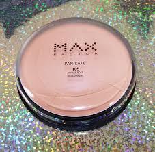 max factor pan cake makeup amber rose 105 pancake foundation