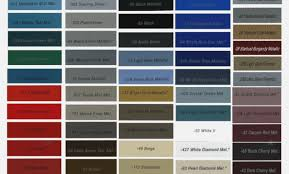 Maaco Paint Color Chart Nason Paint Colors Dupont Imron Colors Auto Paint Color