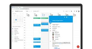 Add this together with rich information about room location and features  when holding a meeting in a conference room, easier access to Day, Week, ...