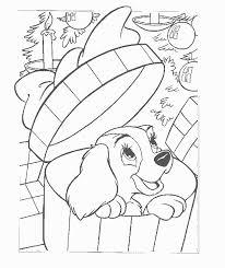 Kleurplaat Lady En De Vagebond Lady Coloring Pages For Kids