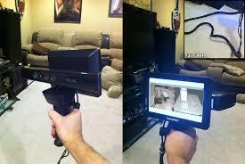 handheld kinect scanner