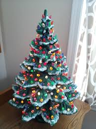 Ceramic Tabletop Christmas Tree With Lights Classy Ceramic Tabletop Christmas Tree With Lights Fascinating Tabletop
