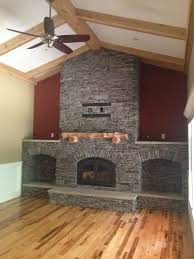 photo of brighton stone fireplace brighton mi united states fireplace done
