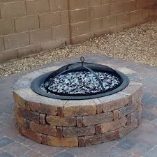 brilliant diy fire pit glass rocks tropical daze diy glass fire pit ship how to