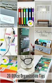 idea office supplies home. 20 Office Organization Tips. Get Your Space Organized And Keep It That Way\u2026 Idea Supplies Home U