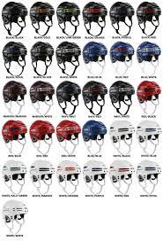 Bauer Re Akt 75 Size Chart Bauer Re Akt 75 Hockey Helmet