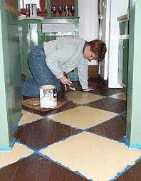 floor paint ideasIdeas for painting wood floors  Old House Web