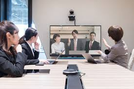 Video Conference Huddle Room Video Conferencing Equipment Could Make Customer