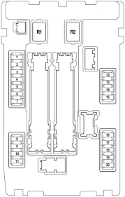 2007 infiniti fx35 fuse boxes diagram ~ wiring diagram portal ~ \u2022 2010 Infiniti QX56 Fuse Box 2010 mercury mariner fuse box diagram lovely infiniti fx35 s51 2008 rh amandangohoreavey com 2004 infiniti