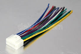 alpine wire wiring harness car stereo adapter cable product features this connector fits most alpine car