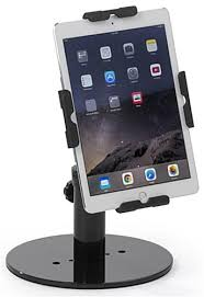 universal stand for tablets countertop