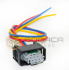 1x connector for land rover height sensor harness 3 wires ymq503220 Car Wiring Harness Connectors 1x connector for land rover height sensor harness 3 wires ymq503220