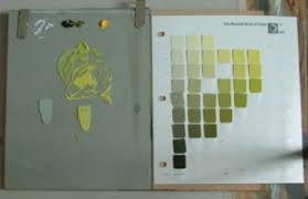 Oil Paint Color Chart Munsell Unlocked My Palette Part 2 How Artists Can Mix Any