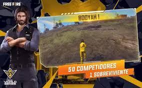 Cada juego de 10 minutos te pondrá en una isla remota con otros 49 jugadores buscando sobrevivir. Garena Free Fire World Series Apps En Google Play