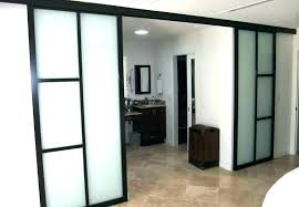 interior barn door with glass frosted glass barn door best glass barn doors ideas on interior interior barn door with glass
