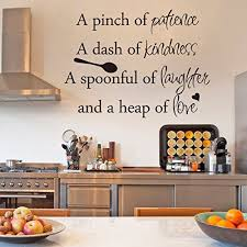 Small Picture Best 20 Wall stickers quotes ideas on Pinterest Kitchen wall