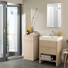 Oak Bathroom Furniture - Oak bathroom vanity cabinets