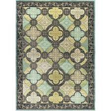 red and blue rug n brown area rugs 8 x large aqua kitchen