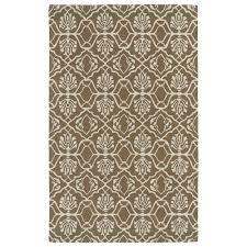 kaleen evolution light brown 5 ft x 8 ft area rug