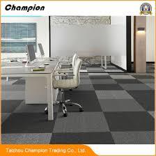 carpet tiles office. Overstock PVC Carpet Tiles On Sale, Office Building PP Factory; Commercial Usage Floor 100% Tile